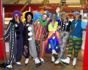 Tous les clowns