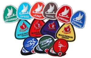 Badges_Skating